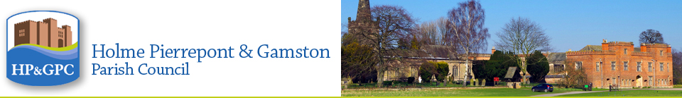Header Image for Holme Pierrepont & Gamston Parish Council